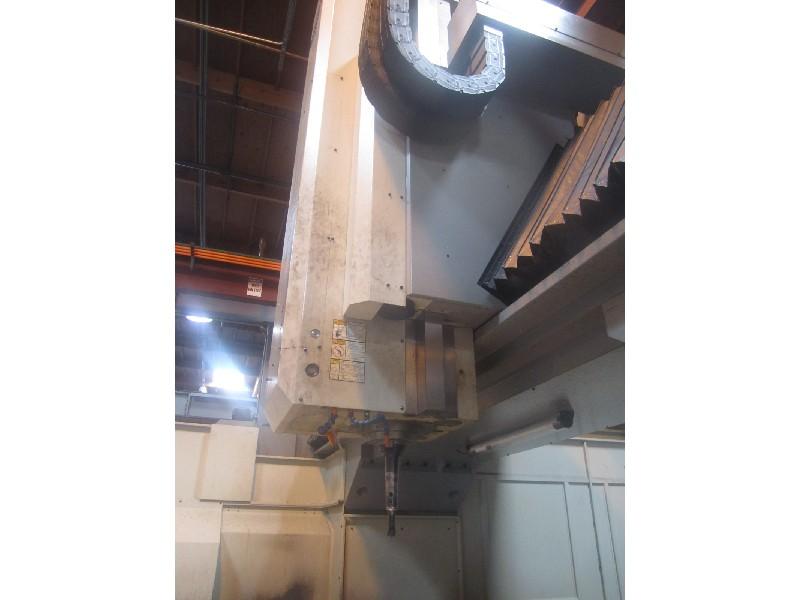 Cnc Machining Centers Mighty Viper Prw 5340ag Bridge Mill